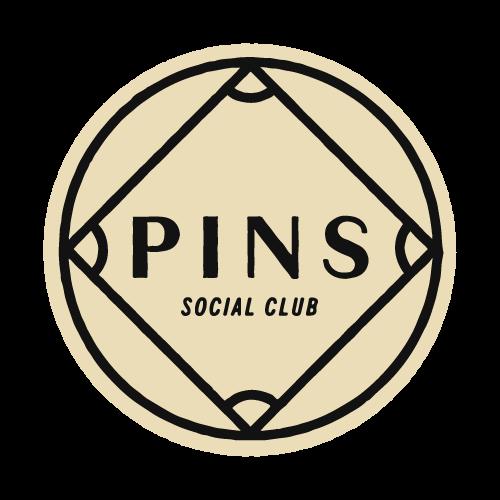 Pins Bowling logo